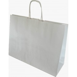 Twisted handled case shaped shopper