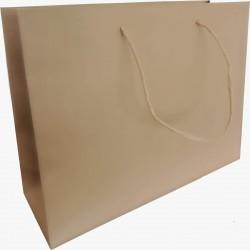 Shopping bag manuale generico avana