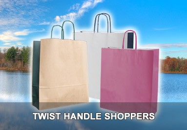 Banner 383x267 Twist Handle Shoppers Shoppers